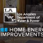 LADWP Free Home Energy Improvements Banner
